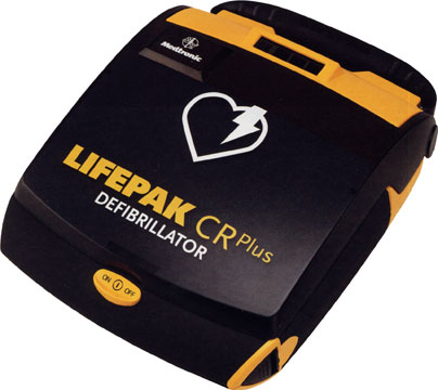 Medtronic LifePak CR+