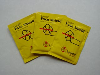 Laerdal Face Shield - Box of 10